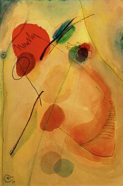 Untitled, 1916 by Wassily Kandinsky
