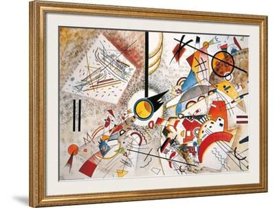 Untitled Watercolor, c.1923 by Wassily Kandinsky