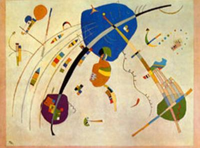 Vers Le Blue, c.1939 by Wassily Kandinsky