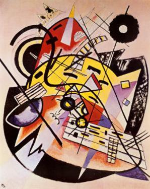 White Dot by Wassily Kandinsky