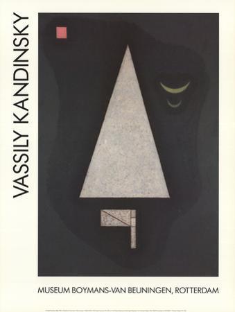 White Sharpness by Wassily Kandinsky
