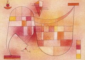 Yellow Pink by Wassily Kandinsky