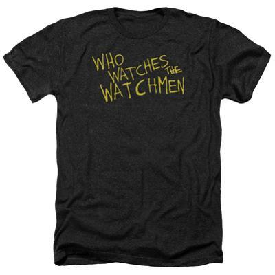 Watchmen - Who Watches