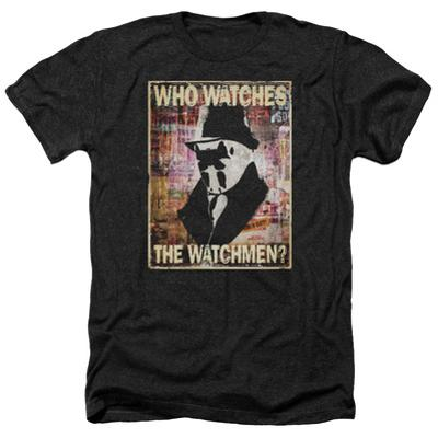 Watchmen- Who Watches