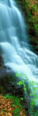 Water Falling from Rocks, Aberfeldy, Perthshire, Scotland