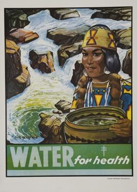 Water for Health Poster