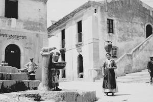 Water Fountain in Sicily
