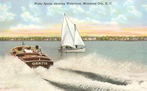 Water Sports, Morehead City, North Carolina