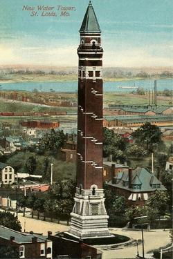 Water Tower, St. Louis