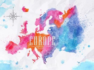 https://imgc.allpostersimages.com/img/posters/watercolor-europe-map-pink-blue_u-L-Q1HCP0H0.jpg?artPerspective=n