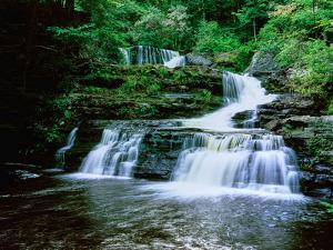 Waterfall, Dingman's Creek