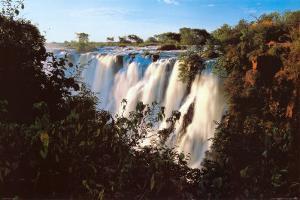 Waterfall, Victoria Falls
