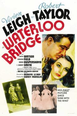 Waterloo Bridge, 1940