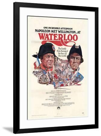 Waterloo--Framed Poster