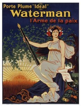 Waterman Pen