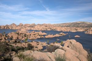 Watson Lake Park, Arizona, Usa by U Gernhoefer
