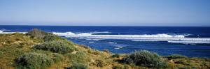 Waves Breaking on the Beach, Western Australia, Australia