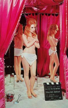 Wax Work Brigette Bardot