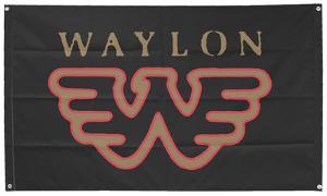 Waylon Jennings - Flying W