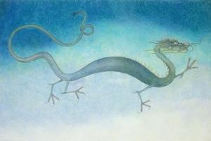 Chinese Dragon, 1979 by Wayne Anderson