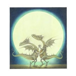 Dancing Dragons, 2009 by Wayne Anderson
