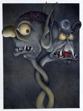Duo Nod by Wayne Anderson
