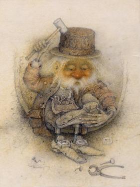 Leprechaun Cobbler by Wayne Anderson