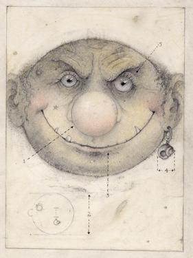 Portrait of a Leprechaune by Wayne Anderson