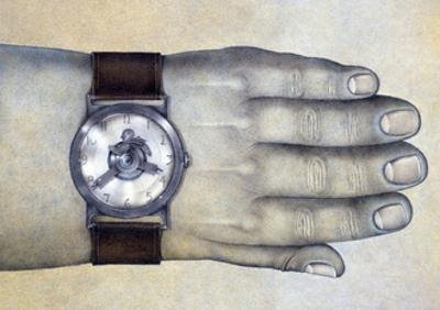 Punctuality by Wayne Anderson