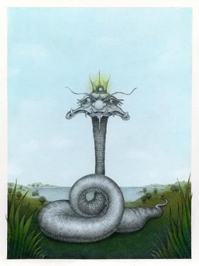 The Snake King by Wayne Anderson