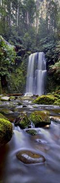 Beauchamp Falls Vert I by Wayne Bradbury