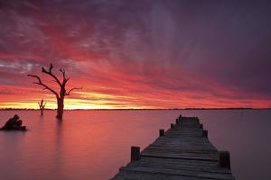 Lake Charm 4 by Wayne Bradbury