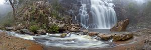 McKenzie Falls by Wayne Bradbury