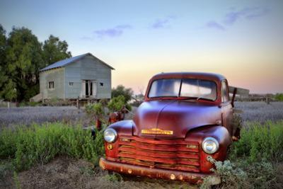 Old Chev by Wayne Bradbury
