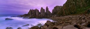 The Pinnacles by Wayne Bradbury