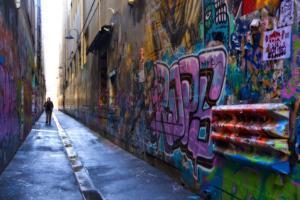 Union Lane by Wayne Bradbury
