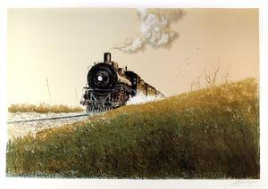 Steam by Wayne Cooper