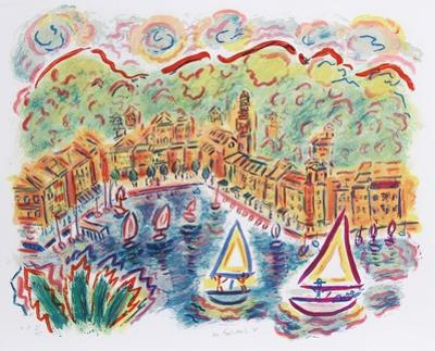 Portofino by Wayne Ensrud