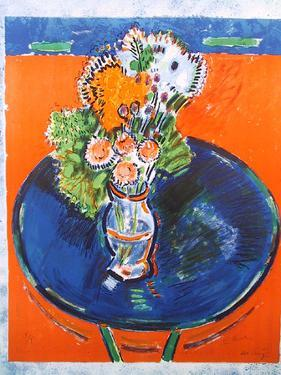 Untitled Flowers 17 by Wayne Ensrud