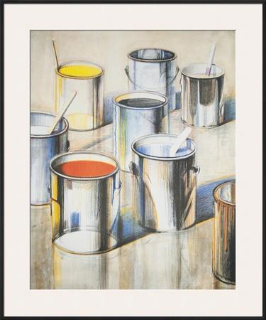 Chicago International Art Exposition by Wayne Thiebaud