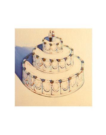Wedding Cake, 1962