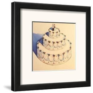 Wedding Cake, 1962 by Wayne Thiebaud