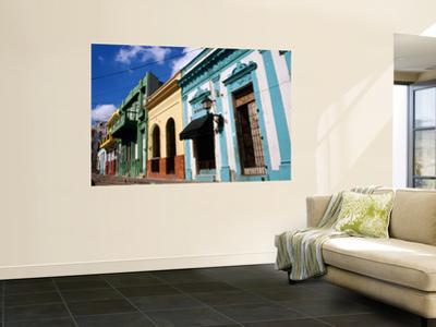 Pastel Coloured House Facades by Wayne Walton
