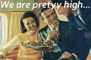 We Are Pretty High