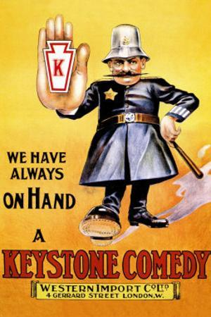 We Have Always on Hand a Keystone Comedy: Western Import Company