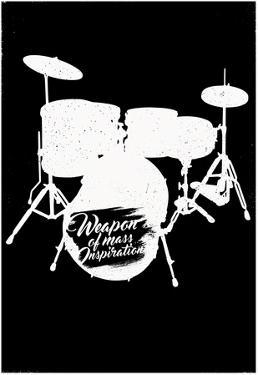 Weapon of Mass Inspiration - Drum Set Music