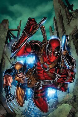 Weapon X: First Class No. 2: Wolverine, Deadpool