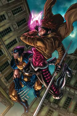 Weapon X: First Class No. 3: Gambit, Wolverine