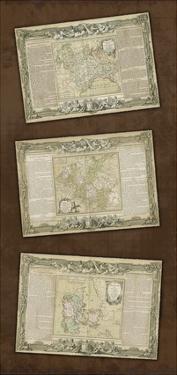 Weathered Maps II