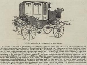 Wedding Carriage of the Emperor of the Brazils